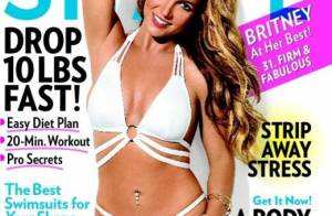 Britney Spears posa de biquíni para capa de revista: 'Firme e fabulosa'