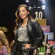 Anitta desfila na 20ª Edição do Fashion Weekend Kids, neste domingo, 29 de março de 2015, em São Paulo