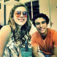 Sophia Abrahão assumiu o namoro com Sergio Malheiros e desmentiu rumores de que a sogra não aprova o relacionamento