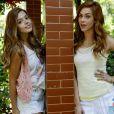 De acordo com uma publicação no jornal 'Extra', as duas atrizes estariam sem se falar por causa de Sergio Malheiros, atual namorado de Sophia Abrahão