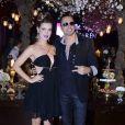 Latino é casado atualmente com a modelo Rayanne Morais