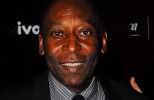 Pelé vai ao Festival de Cannes para anunciar cinebiografia hollywoodiana