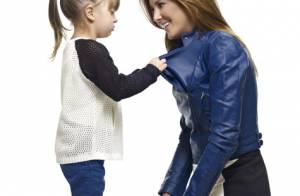 Ticiane Pinheiro e a filha, Rafaella Justus, posam para campanha de Dia das Mães