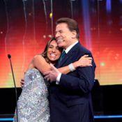 Silvio Santos recebe Patricia Abravanel no 'Troféu Imprensa'. Veja os ganhadores
