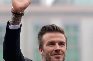 David Beckham anuncia aposentadoria no futebol: 'Feliz por ter realizado sonhos'