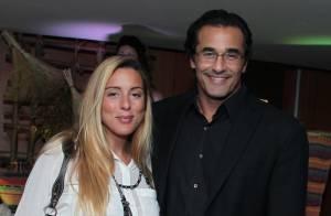 Luciano Szafir nega que proibiu a mulher de falar sobre passado sensual