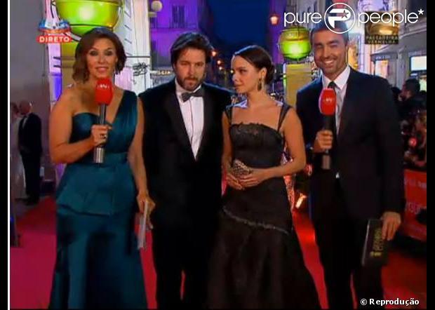 Debora Falabella E Murilo Benicio