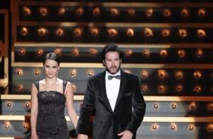 Murilo Benício e Débora Falabella apresentam Globos de Ouro em Portugal
