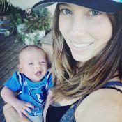 Veja a 1ª foto de Silas, filho recém-nascido de Justin Timberlake e Jessica Biel