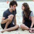O namoro de Rafael (Chay Suede) e Laís (Luisa Arraes) chegará ao fim após armação de Guto (Bruno Gissoni) e Helô (Carla Salle), na novela 'Babilônia'