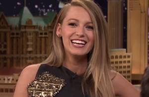 Blake Lively compara filha a Ryan Reynolds e admite: 'Choramos o tempo todo'