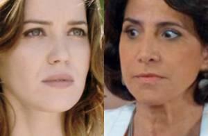 Novela 'Alto Astral': Laura descobre que Adriana é a assassina de seu pai