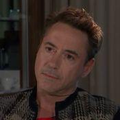 Robert Downey Jr. deixa entrevista após ser questionado sobre passado com drogas