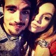 Caio Castro critica o fato de sua amizade com Giovanna Lancellotti ser mal vista: 'besteira todo mundo achar que amizade de homem e mulher não existe', diz, em abril de 2015