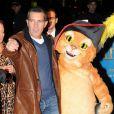 Antonio Banderas é o ator que doa sua voz para o famoso personagem Gato de Botas da animação 'Shrek'