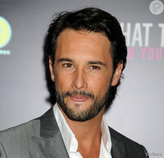 O galã Rodrigo Santoro está confirmado para o filme 'The 33'. O ator vai contracenar ao lado do espanhol Antonio Banderas