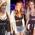 Bárbara Evans, Dany Bananinha, a ex-BBB Letícia Santiago e outras famosas apostam em body de R$ 170 para ir a eventos