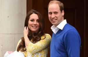 Xale de R$ 313 usado na apresentação da filha de Kate Middleton esgota em loja