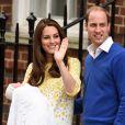 Kate Middleton deu à luz seu segundo bebê real no sábado, 2 de maio de 2015