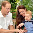 Kate Middleton e o príncipe William querem criar os filhos, George e Charlotte, como crianças normais