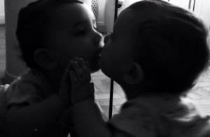 Pedro, primeiro filho de Alinne Moraes, faz aniversário de 1 ano. Veja fotos!