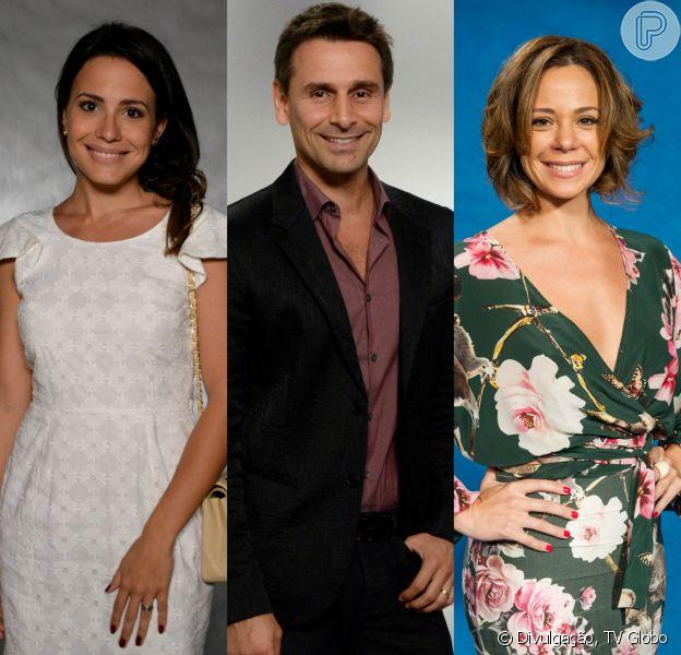 A colunista Patrícia Kogut, do jornal 'O Globo', noticiou que nova temporada da 'Malhação' vai contar com os atores Juliana Knust, Murilo Rosa e Vanessa Gerbelli