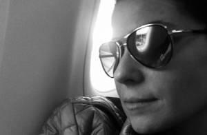 Giovanna Antonelli viaja um dia após comemorar o aniversário do filho Pietro