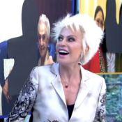 Ana Maria Braga erra nome de Marina Ruy Barbosa no 'Mais Você': 'Mariana'