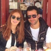 Marina Ruy Barbosa aparece em foto ao lado do namorado, Caio Nabuco, em Paris