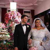 Festa de casamento de Preta Gil e Godoy dura sete horas de muita animação. Veja!