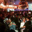 Preta Gil e Rodrigo Godoy se casaram nesta terça-feira, 12 de maio de 2015, e comemoraram a oficialização da união em uma superfesta, que aconteceu na mansão da socialite Lilibeth Monteiro de Carvalho, em Santa Teresa, no Rio de Janeiro