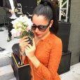Marina Morena, irmã de Preta Gil, pegou o buquê da noiva