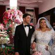 Preta Gil e Rodrigo Gody se casaram no Centro do Rio de Janeiro, na última terça-feira, 12 de maio de 2015