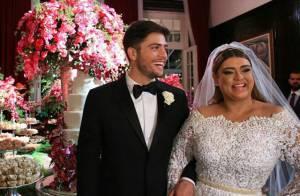 Estilista revela segredo do vestido de casamento de Preta Gil: 'Um macacão'