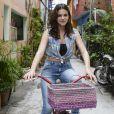 Estreando no posto de protagonista, Bruna Marquezine não teme as críticas do público de 'I Love Paraisópolis'