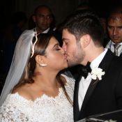 Rodrigo Godoy posta vídeo do casamento com Preta Gil: 'Um resumo da igreja'