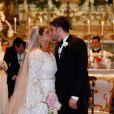 Preta Gil se casou com Rodrigo Godoy na Igreja Nossa Senhora do Carmo, no Centro do Rio de Janeiro