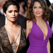 Festival de Cannes 2015: Salma Hayek e Camila Alves apostam em decotes ousados