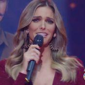 'SuperStar': Fernanda Lima comete gafe com vocalista de banda. 'Não me complica'