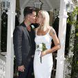 Juliano Cazarré e Letícia Bastos renovar seus votos de casamento na Graceland Chapel