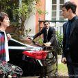 Em 'Amor à Vida', Jonathan (Thalles Cabral) e Félix (Mateus Solano) têm um relacionamento de pai e filho conturbado
