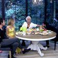 Isabelle Drummond se emociona com surpresa do namorado, Tiago Iorc, no 'Mais Você', nesta quinta-feira, 21 de maio de 2015