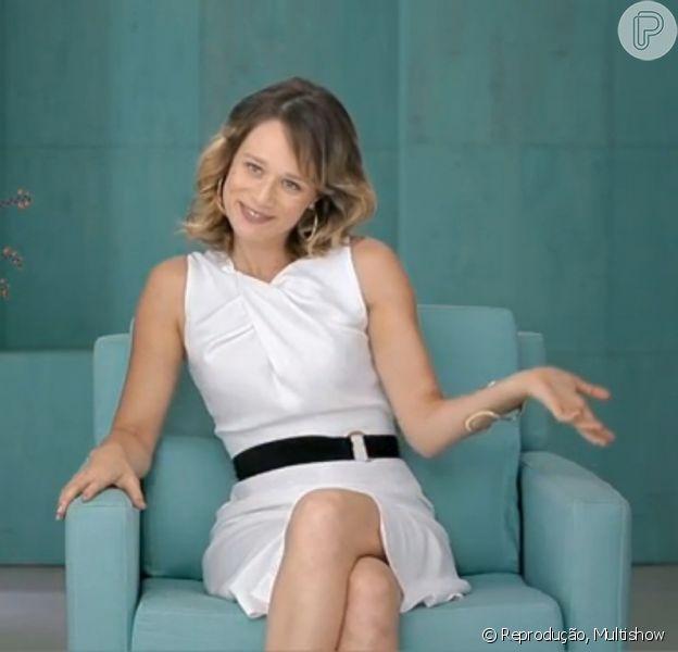 Mariana Ximenes contou em entrevista ao 'Superbonita' que seu namorado, Filippo Adorno, costuma escolher suas roupas