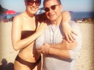 Claudia Raia publica foto de biquíni e exibe corpão aos 46 anos