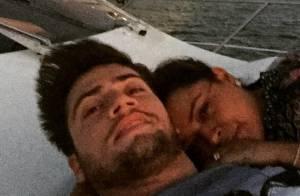 Preta Gil lamenta fim da viagem de lua de mel com o marido: 'Foi tudo incrível'