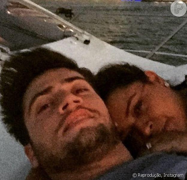 Preta Gil lamentou o fim da viagem com Rodrigo Godoy, mas ressaltou: 'Lua de mel dos Mozis não tem fim. Foi tudo incrível'