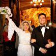 Preta Gil e Rodrigo Godoy se casaram no dia 12 de maio, no Rio de Janeiro
