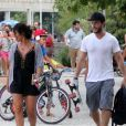 Recentemente, Klebber Toledo e Daniele Suzuki foram vistos juntos em um passeio ao ar livre, com o filho da atriz, Kauai