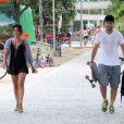 Klebber Toledo e Daniele Suzuki têm affair mas namoro não engata, diz jornal