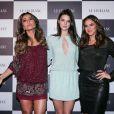 Bruna Marquezine posou ao lado de Sabrina Sato e Kendall Jenner